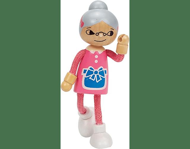 Muñeco abuela