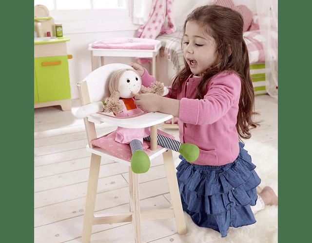 Silla de bebe muñecas