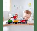 Pista de tren - Circuito de despacho de carga