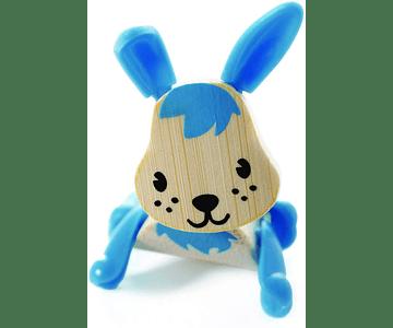 Conejo de bambu