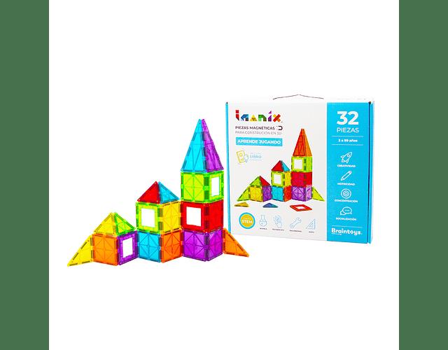 Imanix 32 piezas