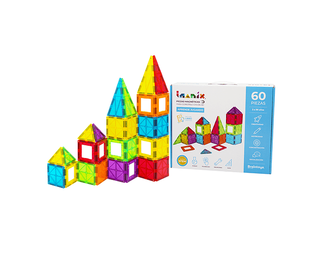 Imanix 60  piezas