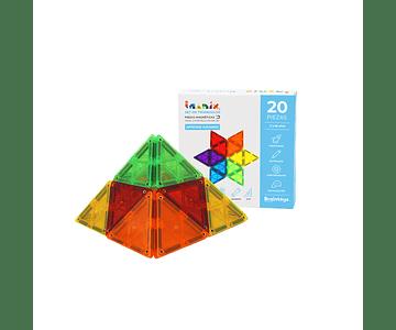 Imanix Set de 20 triangulos