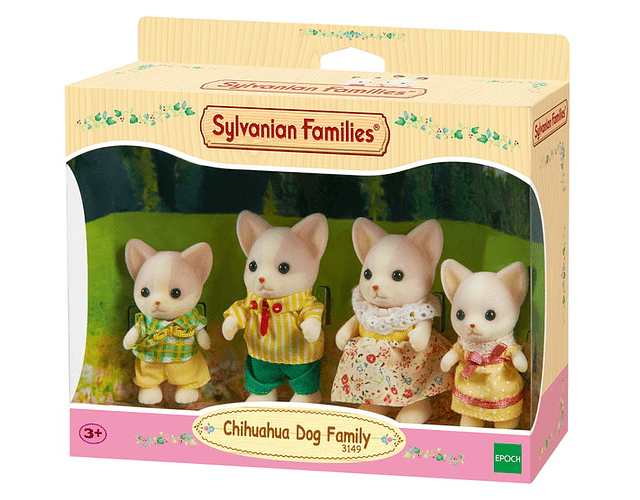 Familia Perro Chihuahua