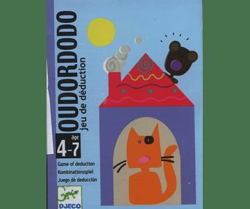 Juego de cartas Oudordodo
