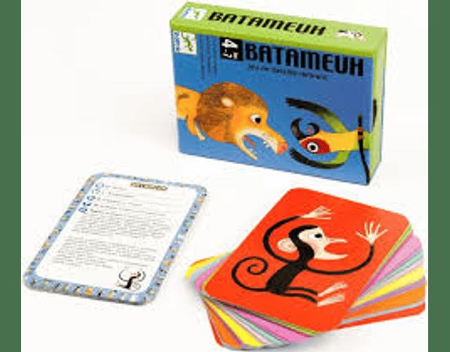 Juego de cartas Batameuh