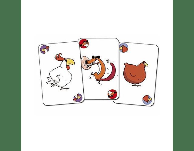 Juego de cartas Piou Piou