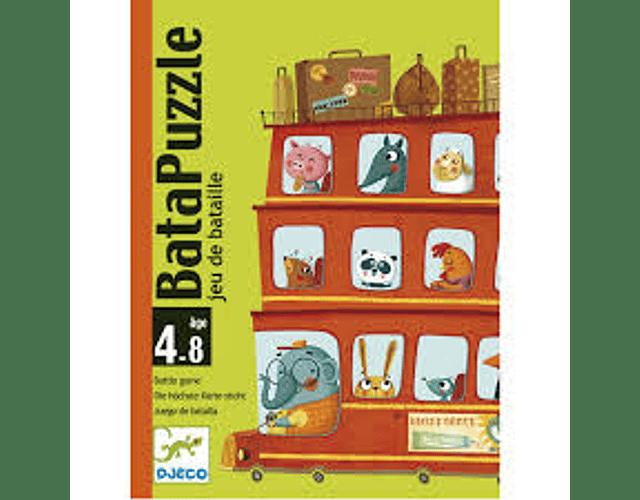 Juego de cartas Batapuzzle