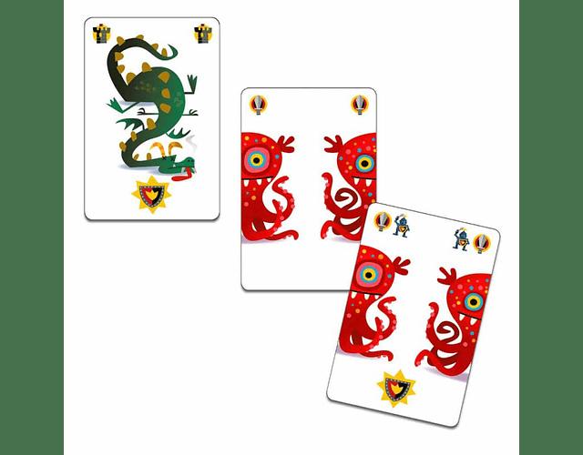 Juego de cartas Mistigriff