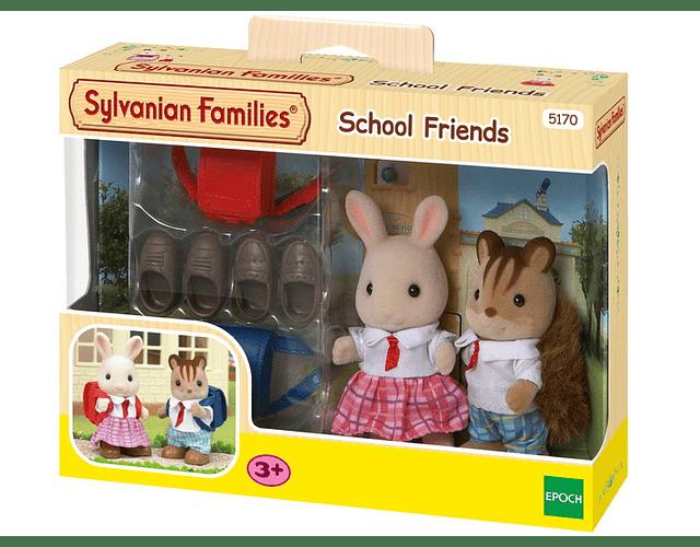 Amigos de Escuela