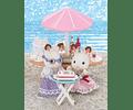 Fiesta de Cumpleaños del Mar