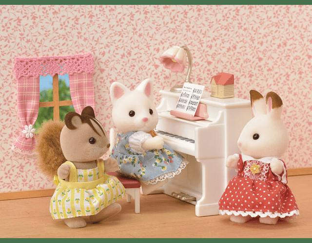 Set Piano y Escritorio