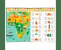 Puzzle Observación Alrededor del mundo 200 piezas