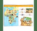 Puzzle Mundo de animales 100 piezas