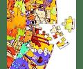 Puzzle Observación Historia 350 piezas