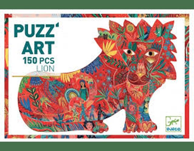Puzzle León 150 piezas