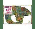 Puzzle Camaleón 150 piezas