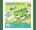 Juego de lógica Sheep Logic