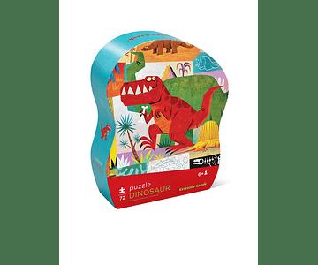 Puzzle Dinosaurio 72 piezas