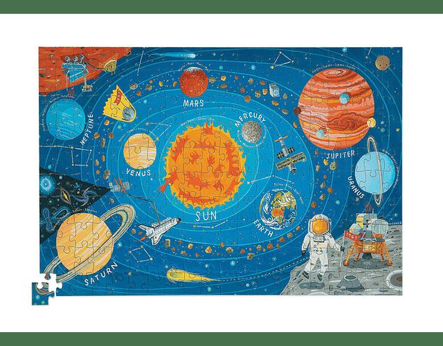 Puzzle Espacio 200 piezas