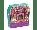 Puzzle Castillo princesas 32 piezas