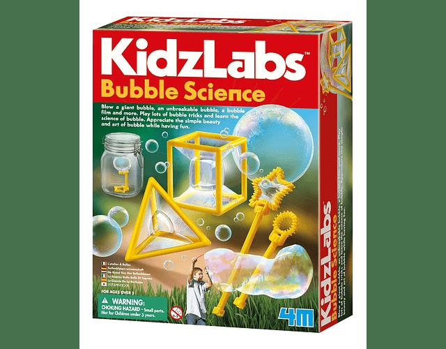 Ciencia de Burbujas