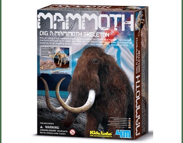 Excava un Mamut