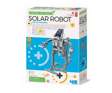 Robot Solar Eco Ingenieria
