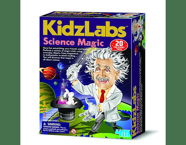 Magia Científica