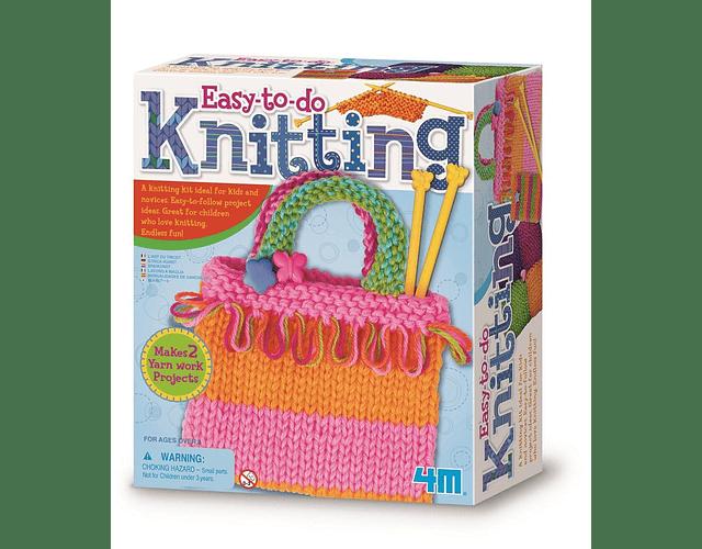 El arte de tejer