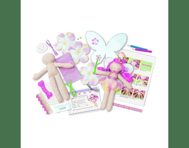 Fabrica una muñecas de hadas
