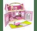 Casa sueños de princesa