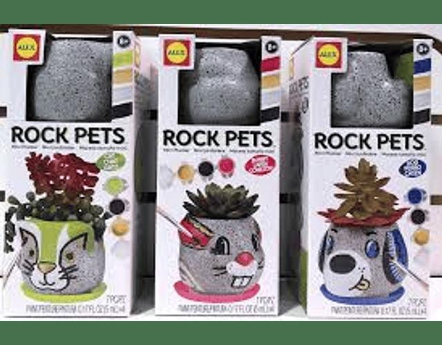 Rock Pet Planter