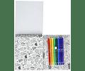 Colorave Mini Coloring Pad