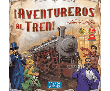 ¡Aventureros al Tren! (Español)