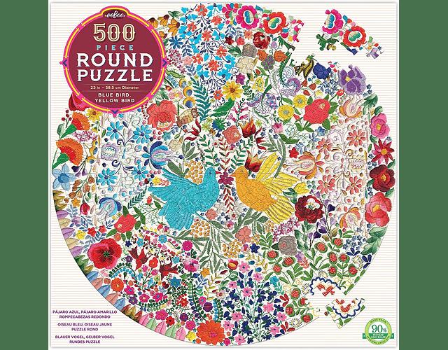 Puzzle Pájaros 500 piezas