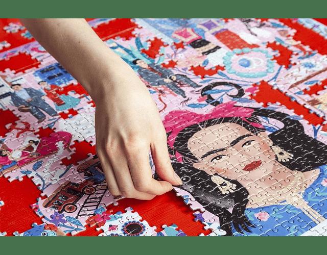 Puzzle Viva la vida 1000 piezas