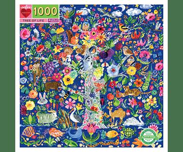 Puzzle Árbol de la vida 1000 piezas