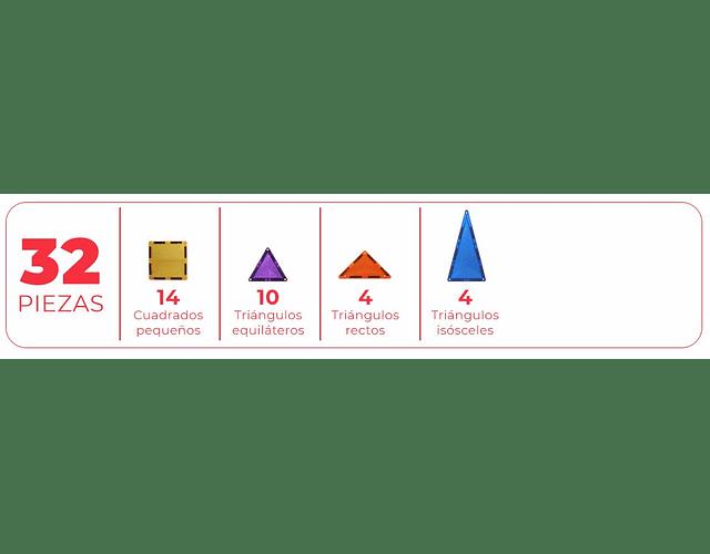 Imanix 32 piezas Diamond