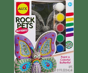 Rock Pet Butterfly