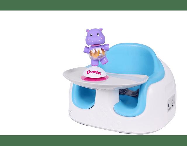Suction Toys Hildi Hipopótamo