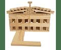 Woodis Arquitecto Set chico ( 75 piezas )