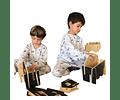Woodis Constructor Pizarra Grande ( 28 piezas )