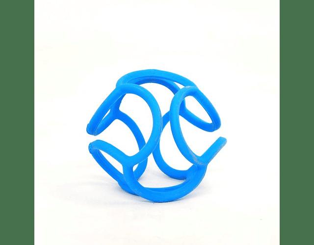 Bolli Mordedor Sensorial Azul