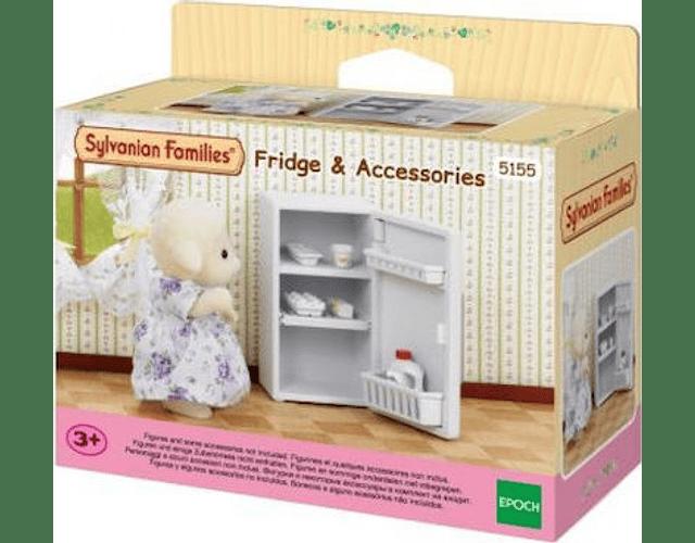 Refrigerador y accesorios