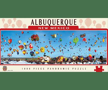 Puzzle Albuquerque Balloons 1000 piezas