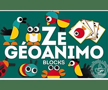Juego de Construcción Ze Geoanimo