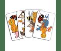 Juego de cartas Bataflash