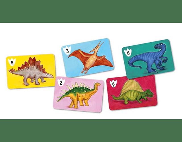 Juego de cartas Batasaurus