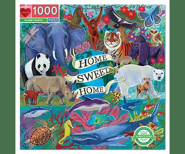 Puzzle Planeta Tierra 1000 piezas